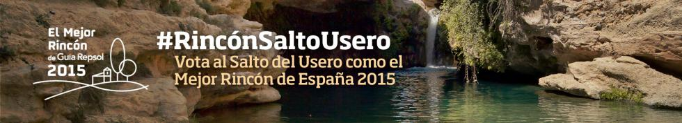 Salto del Usero mejor rincón de España